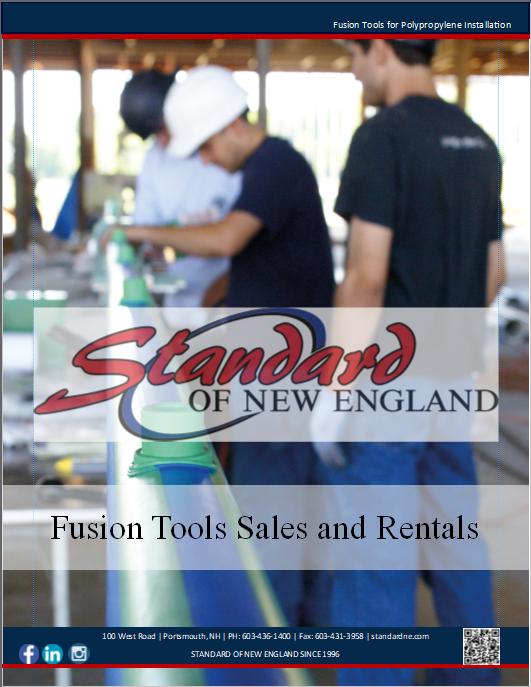 Fusion Tools Sales and Rentals Program