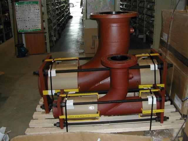 Metal Pressure Balanced Expansion joints
