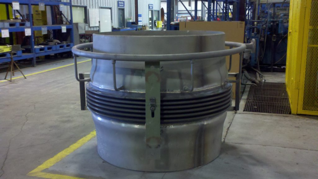 Catofin Metal Expansion joint
