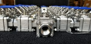 Cool Ball Valves Photo