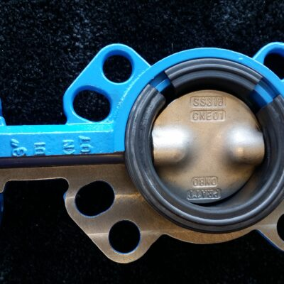 Butterfly Valve Cut Away